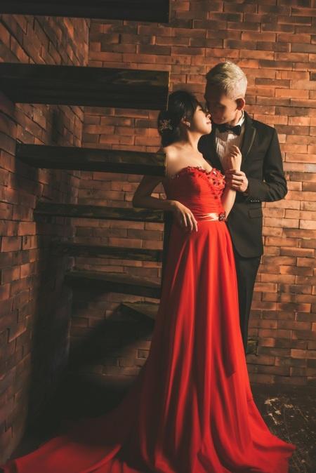 高雄婚紗工作室-婚攝Ryan