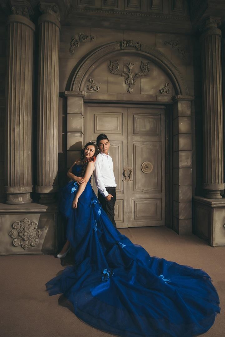 歐式婚紗攝影-高雄婚攝Ryan