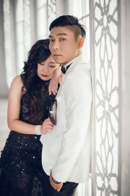 時尚黑禮服婚紗照-高雄婚攝Ryan